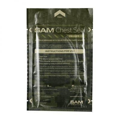 SAM Chest Seal 2.0