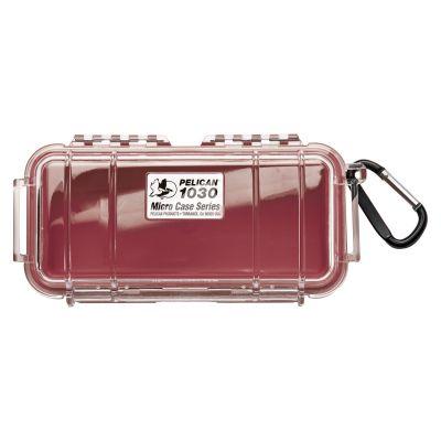 Peli Model 1030 Micro Case (Red)