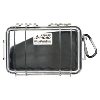 Peli Model 1040 Micro Case (Black)