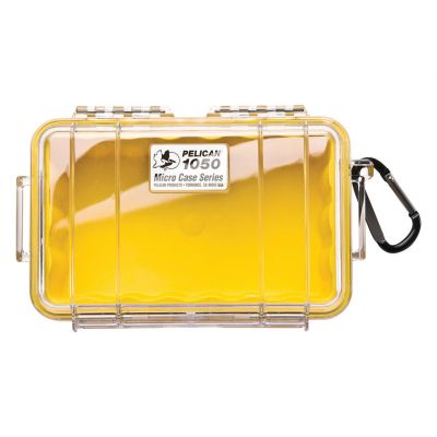 Peli Model 1050 Micro Case (Yellow)