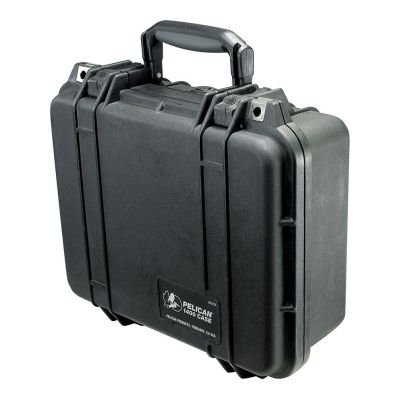 Peli 1400 Equipment Protector Case (w/ Foam)