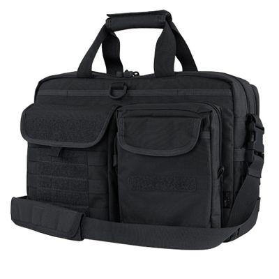 Condor Metropolis Briefcase (Black)