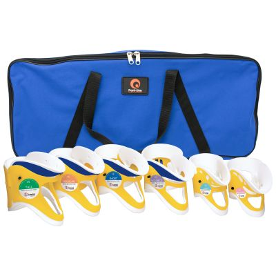 Laerdal Stifneck Extrication Collar (Set of 6 in Carry Bag)