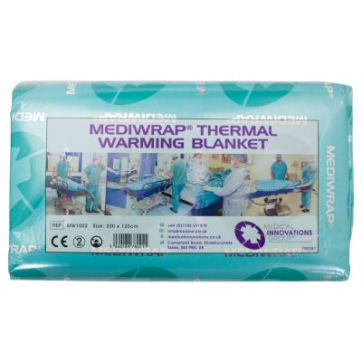 Mediwrap High Protection Blanket