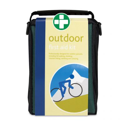 Compact Outdoor First Aid Kit