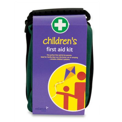 Compact Children's First Aid Kit