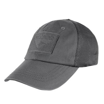 Condor Mesh Tactical Cap (Graphite)