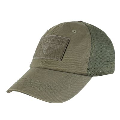 Condor Mesh Tactical Cap (Olive Drab)