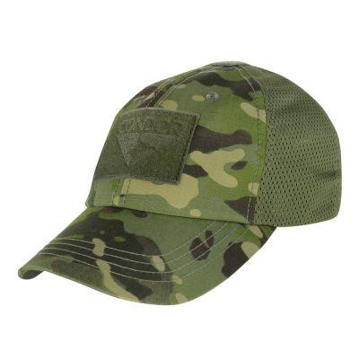 Condor MultiCam Mesh Tactical Cap (Tropic)