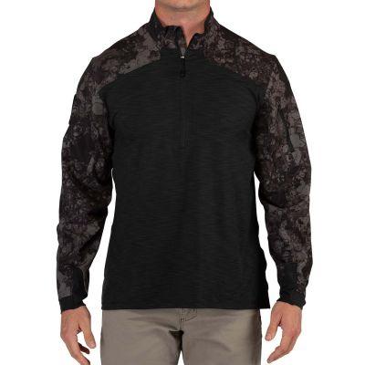 5.11 GEO7 Rapid Half Zip Shirt (Night)