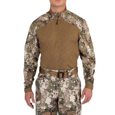 5.11 GEO7 Rapid Half Zip Shirt (Terrain)