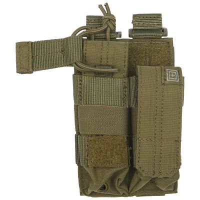 5.11 Pistol Bungee/Cover Mag Pouch (Double)