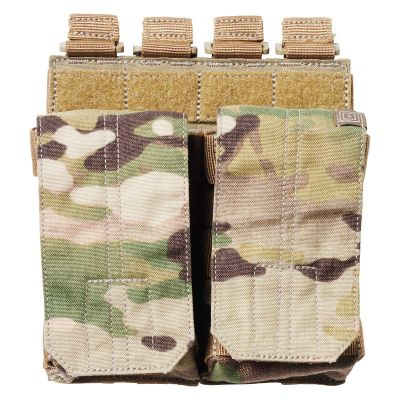 5.11 MultiCam Double AR/G36 Bungee/Cover Pouch