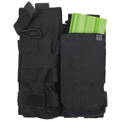 5.11 Double AR/G36 Bungee/Cover Pouch (Black)