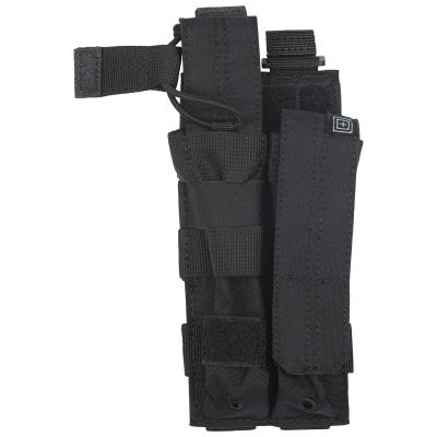 5.11 MP5 Bungee/Cover Mag Pouch (Double)