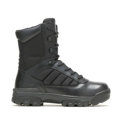Bates Womens 8in Tactical Sport Side Zip Boots