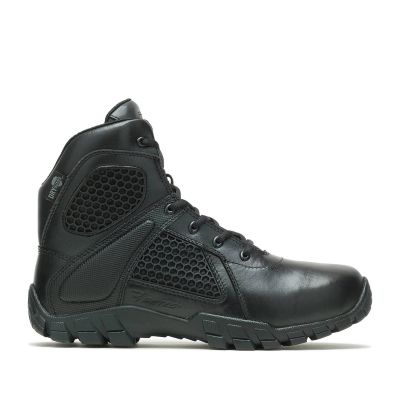 Bates Shock 6in WP Side Zip Boots