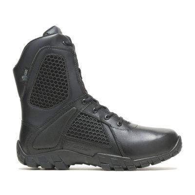 Bates Shock 8in WP Side Zip Boots