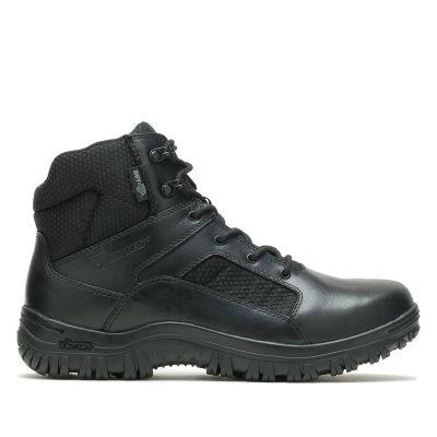 Bates Maneuver 6in Mid WP Boots (Black)