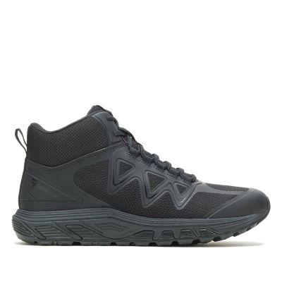 Bates RUSH Mid Boots Black (Size 10)