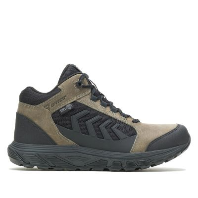 Bates RUSH Shield Mid DRYguard Boots (Olive Brown)