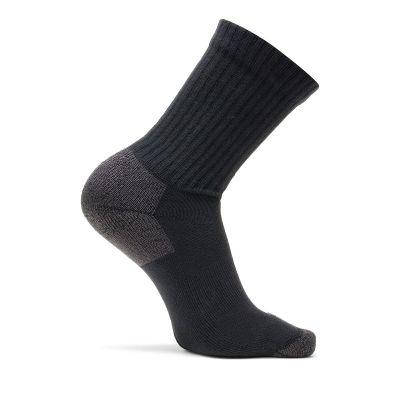 Bates Cotton Comfort Socks - Crew (3 Pack)