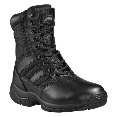 Magnum Panther 8in Side Zip Boots