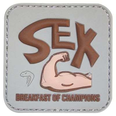 Viper Tactical Morale Rubber Patch (Breakfast of Champions)