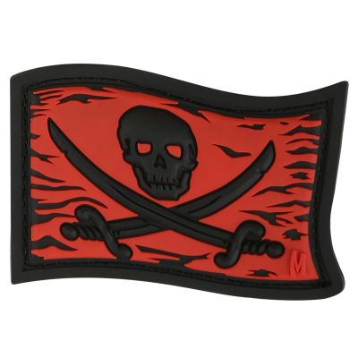 Maxpedition Morale Patch - Jolly Roger (Colour)