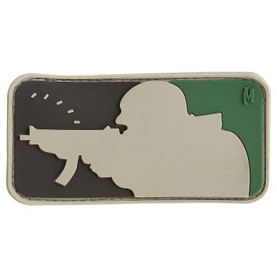 Maxpedition Morale Patch - Major League Shooter (Arid)