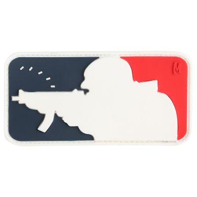 Maxpedition Morale Patch - Major League Shooter (Colour)