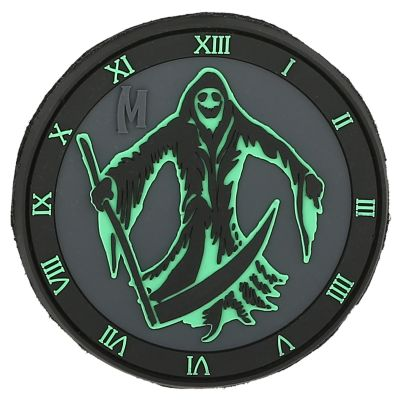 Maxpedition Morale Patch - Reaper (Glow)