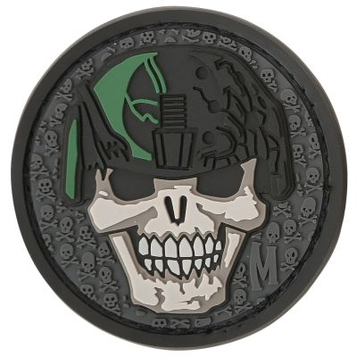 Maxpedition Morale Patch - Soldier Skull (SWAT)