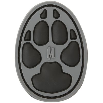 Maxpedition Morale Patch - Dog Track (SWAT)