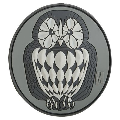 Maxpedition Morale Patch - Owl Patch (SWAT)