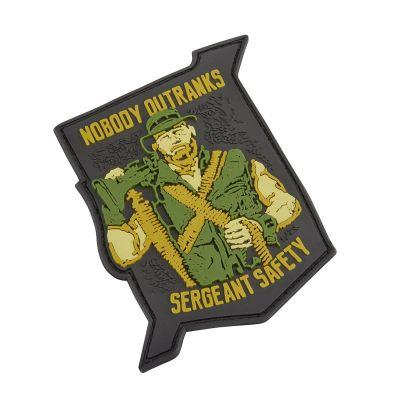 VIKTOS Sergeant Safety Morale Patch