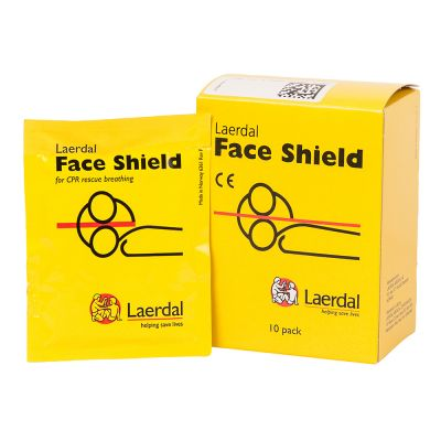 Laerdal Face Shield (Pack of 10)
