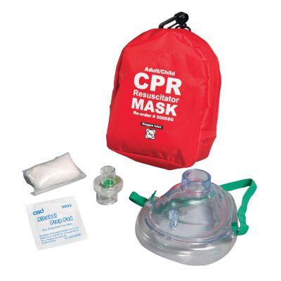 Practi-CPR Resuscitation Mask (Adult)