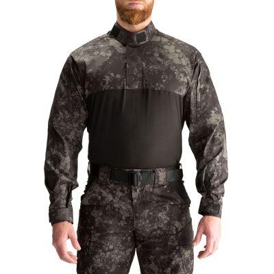 5.11 GEO7 Stryke TDU Rapid Long Sleeve Shirt (Night)