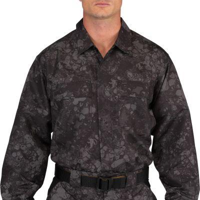5.11 GEO7 Fast-Tac TDU Long Sleeve Shirt (Night)