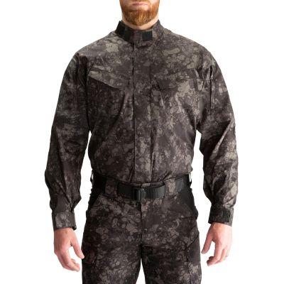 5.11 GEO7 Stryke TDU Long Sleeve Shirt (Night)