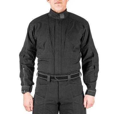 5.11 XPRT Tactical L/S Shirt - Black (2X Large)
