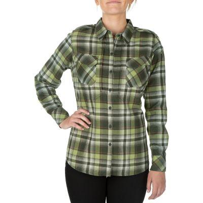 5.11 Womens Heartbreaker Flannel Shirt (Long Sleeve)