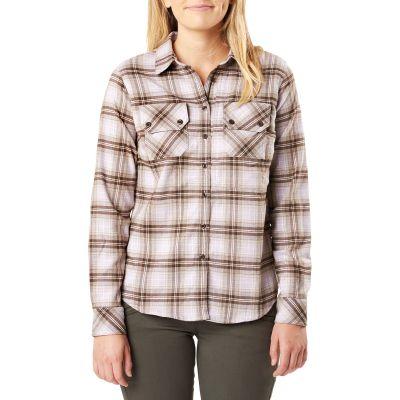 5.11 Womens Hera Flannel Shirt (Long Sleeve)