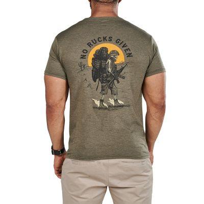 5.11 No Rucks Given T-Shirt