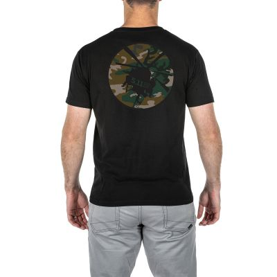 5.11 Little Bird Sunrise T-Shirt (Black)
