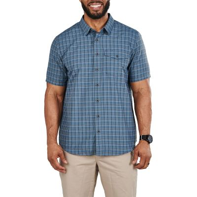 5.11 Wyatt S/S Plaid Shirt