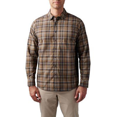 5.11 Igor Plaid L/S Shirt