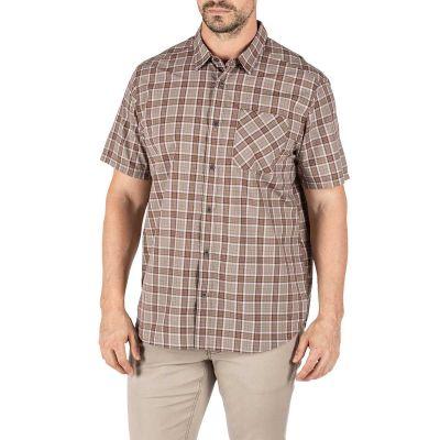 5.11 Carson Plaid S/S Shirt