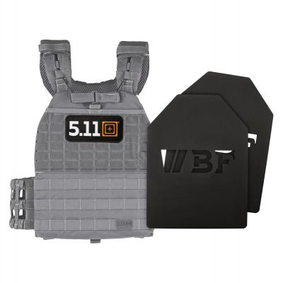 5.11 TacTec Plate Carrier and Weight Vest Plates